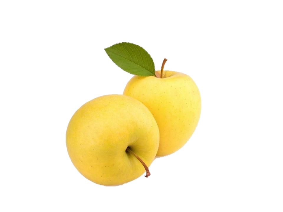 Productos: Manzanas Golden ofrecida en Frutas y Verduras Nicolás y Andrés de Montgat