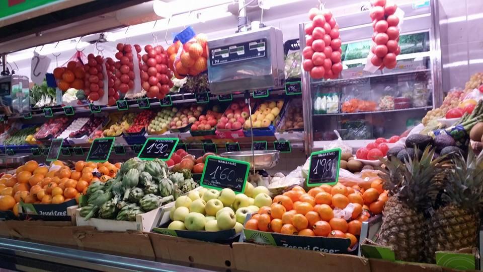 Frutas y Verduras Nicólas y Andrés